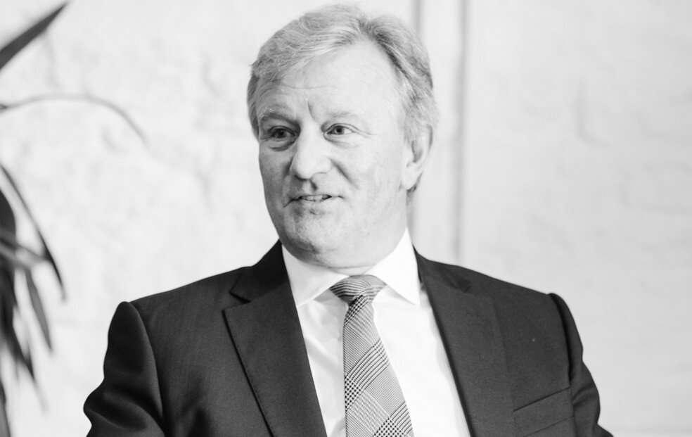 Paul Daly - Non Executive Director - allmanhall