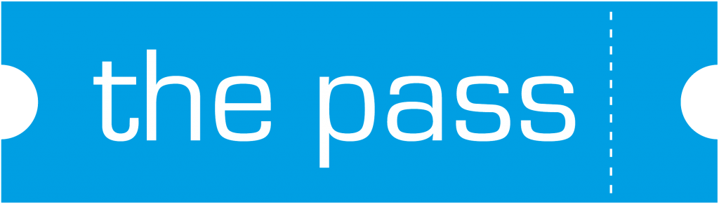 The Pass Logo