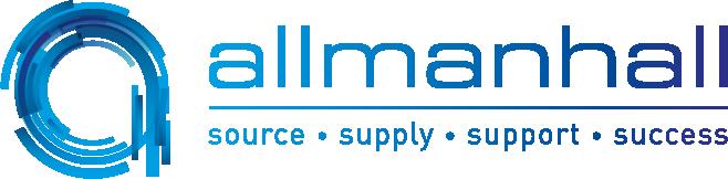 allmanhall logo