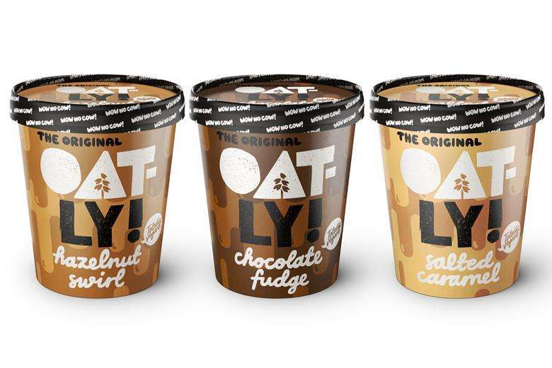 Oatly Ice Cream