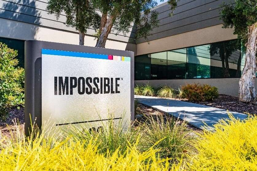 Impossible Foods Head Office