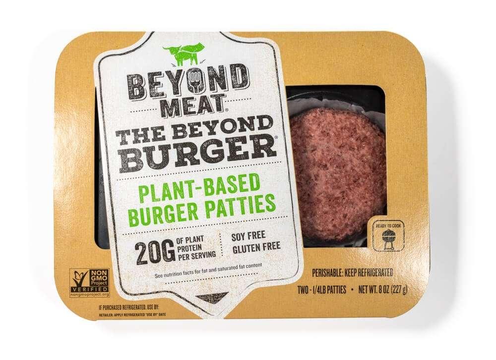 Beyond Burger - Plant-Based Patties - Meatless Meat