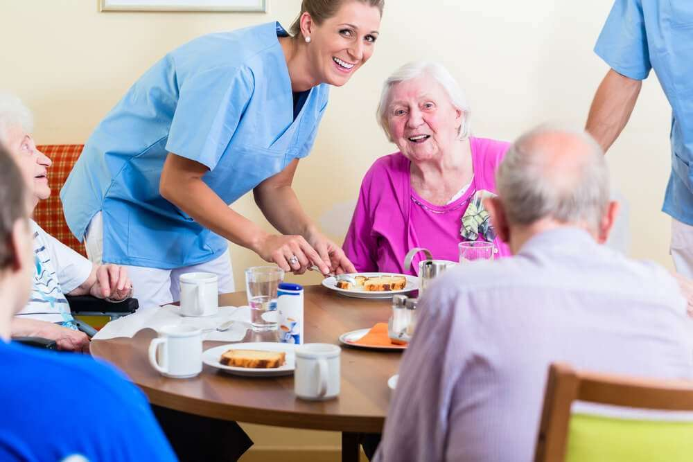 Care Home Catering Dairy-Free