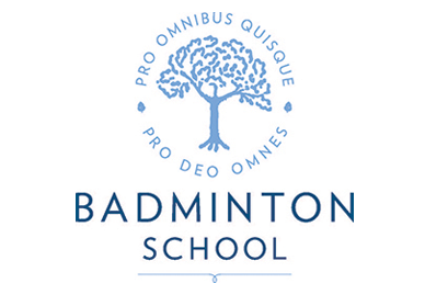 Badminton School Logo