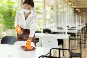School Caterers PPE lockdown pandemic