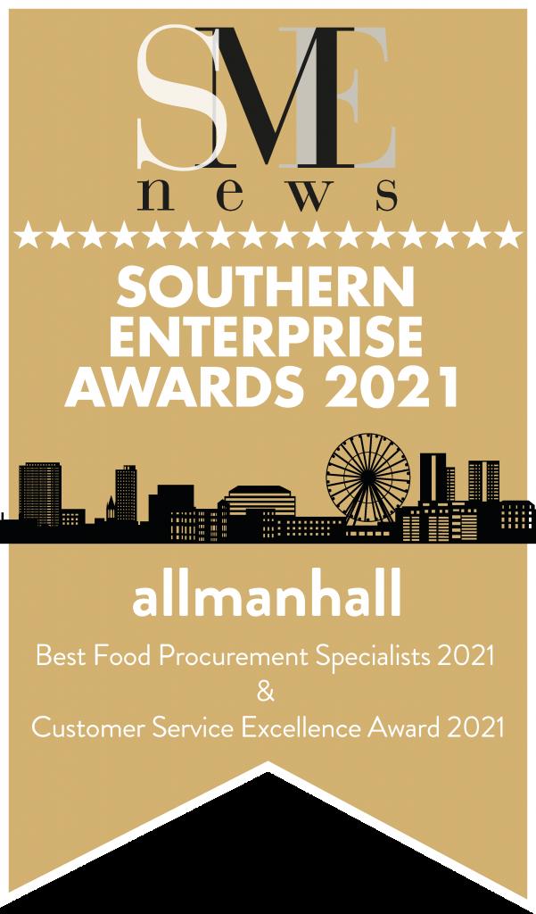 Southern Enterprise Awards 2021 Winners Logo